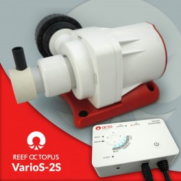 VarioS-2S Controllable Skimmer Pump