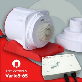 VarioS-6S Controllable Skimmer Pump